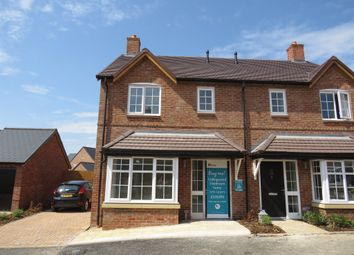 Thumbnail 3 bed semi-detached house for sale in Bransford Road, Rushwick, Worcester
