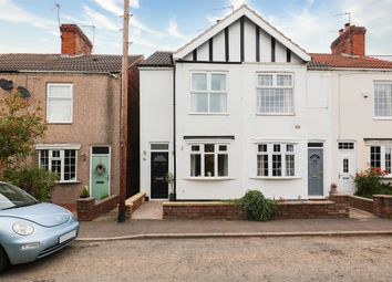 Thumbnail 2 bed end terrace house for sale in Springfield Terrace, Cramfit Road, North Anston, Sheffield