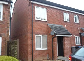 Thumbnail 1 bed flat to rent in Kings Court, Desborough, Kettering