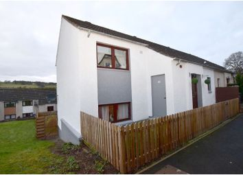 Thumbnail 3 bed end terrace house for sale in Hartrigge Crescent, Jedburgh