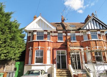 Thumbnail 2 bed flat for sale in Connaught Avenue, London