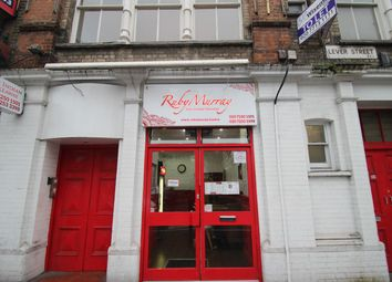 Thumbnail Restaurant/cafe to let in 1, Lever Street, Clarkenwell