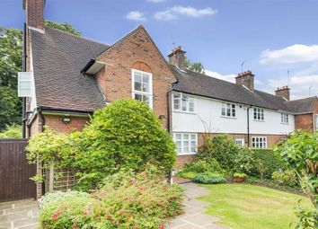 Thumbnail 3 bed semi-detached house for sale in Erskine Hill, Hampstead Garden Suburb, London