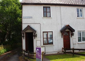 Thumbnail 2 bedroom end terrace house to rent in Clos Glyndwr, Lampeter, Ceredigion