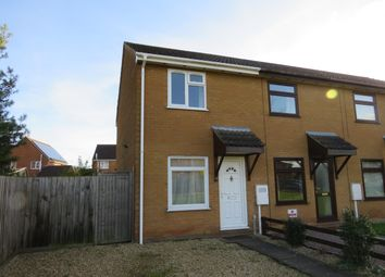Thumbnail 2 bed semi-detached house to rent in Marshland Drive, Holbeach, Spalding