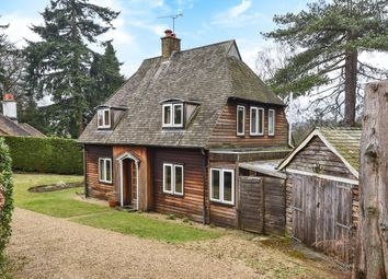 Thumbnail 3 bed detached house for sale in Nutcombe Close Hindhead Road, Hindhead