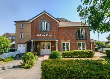 Thumbnail 1 bed flat for sale in Oakley Court, 1 Oakley Road, Southampton