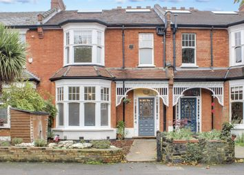 Thumbnail 5 bed terraced house for sale in Collingwood Avenue, Muswell Hill, London