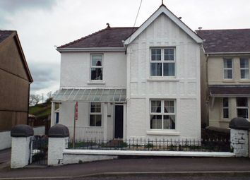Thumbnail 4 bed detached house for sale in Carmel, Llanelli