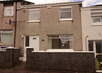 Thumbnail 3 bed terraced house for sale in Moorfield Avenue, Port Glasgow