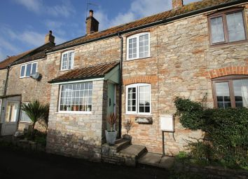 Thumbnail 2 bed terraced house for sale in Upper Coxley, Wells