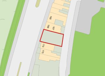 Thumbnail Land for sale in Land Between, 169-173 Stone Road, Stoke-On-Trent, Staffordshire