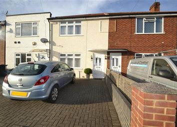Thumbnail 2 bed terraced house for sale in Northumberland Crescent, Feltham