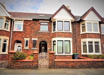 Thumbnail 4 bed terraced house for sale in Orchard Avenue, Blackpool