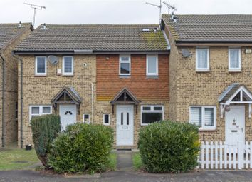 Thumbnail 2 bed terraced house for sale in Satis Avenue, Milton Regis, Sittingbourne