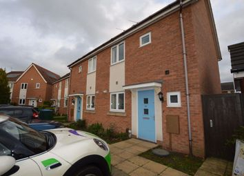 Thumbnail 2 bed terraced house to rent in Tipton Way, Spirit Quarters, Coventry