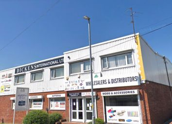 Thumbnail Warehouse to let in 68 Derby Street, Manchester