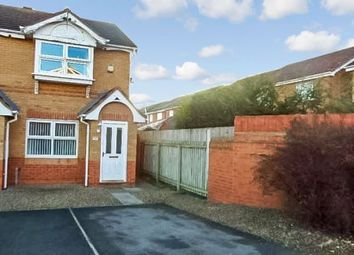 Thumbnail 2 bedroom semi-detached house for sale in Whin Meadows, Hartlepool