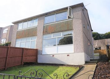Thumbnail 2 bed semi-detached house for sale in Underwood Road, Plymouth