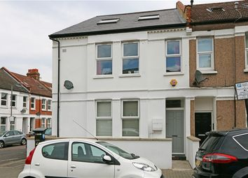 Thumbnail 4 bed flat for sale in Coverton Road, London