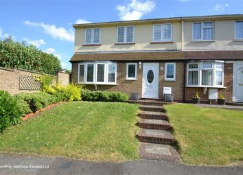 Thumbnail 3 bed end terrace house for sale in Ram Gorse, Harlow, Essex