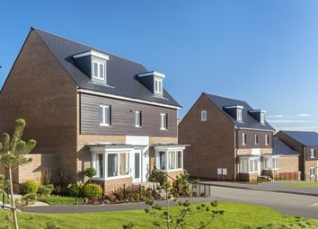 """Thumbnail 4 bed detached house for sale in """"Thornton"""" at Great Mead, Yeovil"""