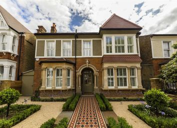 Thumbnail 5 bedroom detached house for sale in North Avenue, London