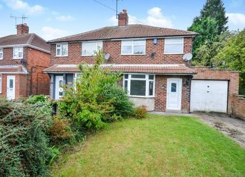 Thumbnail 3 bedroom semi-detached house for sale in Beck Lane, Sutton-In-Ashfield, Nottinghamshire, Notts