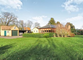 Thumbnail 3 bed detached bungalow for sale in Bedford Road, Northill, Biggleswade