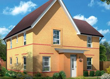 """Thumbnail 4 bed detached house for sale in """"Lincoln"""" at Bearscroft Lane, London Road, Godmanchester, Huntingdon"""