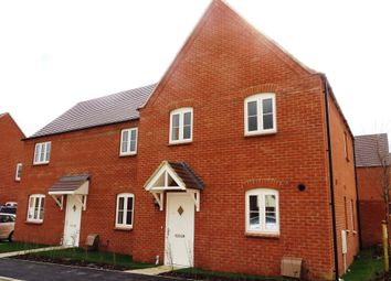 Thumbnail 2 bedroom semi-detached house for sale in Blenheim, Old Stratford, Milton Keynes