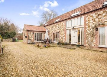Thumbnail 4 bedroom barn conversion for sale in Grimston, King's Lynn, Norfolk