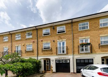 Thumbnail 4 bed terraced house for sale in Wittering Close, North Kingston