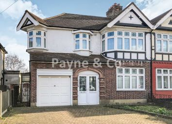 Thumbnail 4 bed end terrace house for sale in Barley Lane, Goodmayes