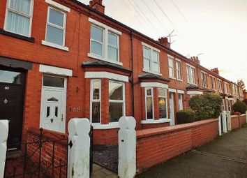 Thumbnail 3 bed terraced house to rent in Beechley Road, Wrexham
