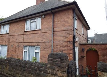 Thumbnail 3 bedroom semi-detached house for sale in Sketchley Street, Nottingham