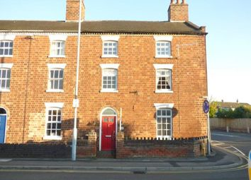 Thumbnail 3 bed terraced house for sale in High Street, Measham, Swadlincote, Derbyshire