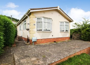 Thumbnail 2 bed detached house for sale in The Cliff Park, Dinham, Ludlow, Shropshire