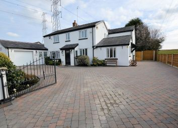 Thumbnail 4 bed detached house for sale in Radcliffe Moor Road, Radcliffe, Manchester