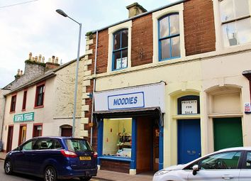 Thumbnail 2 bed terraced house for sale in Hanover Street, Stranraer