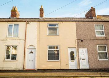Thumbnail 2 bed terraced house for sale in Bridge Street, Mold, Flintshire, Sir Y Fflint