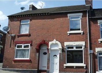 Thumbnail 2 bedroom terraced house to rent in Jervis Street, Hanley