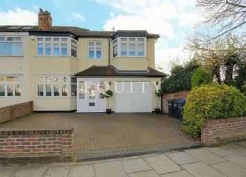 Thumbnail 4 bed end terrace house for sale in Aldersbrook Avenue, Enfield