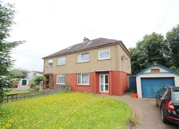 Thumbnail 3 bed semi-detached house for sale in 3, Eastwood Lane, Helensburgh G847At