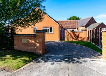 Thumbnail 3 bed bungalow for sale in Main Road, East Kirkby, Spilsby