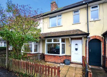 Thumbnail 2 bedroom town house for sale in Countesthorpe Road, South Wigston, Leicester