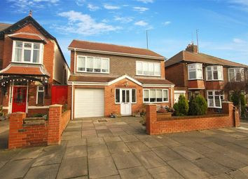 Thumbnail 4 bedroom detached house for sale in Brighton Grove, Whitley Bay, Tyne And Wear