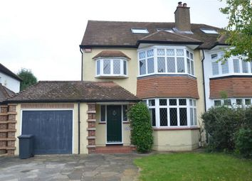 Thumbnail 4 bed semi-detached house to rent in Wickham Way, Park Langley, Beckenham
