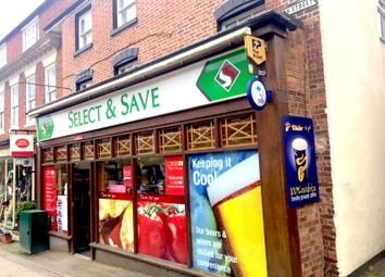 Thumbnail Retail premises for sale in Church Street, Kidderminster