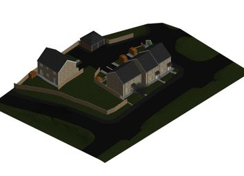 Thumbnail 3 bed detached house for sale in Hall Road, Chopwell, Newcastle Upon Tyne